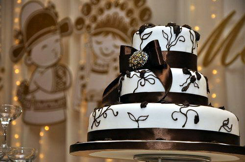 Eng Wei and MEi Zhi Wedding Cake 4