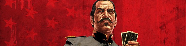 Red Dead Redemption's Colonel Agustin Allende