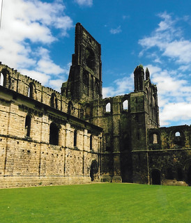 2016 07 Kirkstall Abbey 3