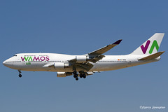 EC-MDS Wamos Air Boeing 747-419 (Fabke's Aviation Photography) Tags: ecmds wamosair boeing b747419 bcn barcelona jumbo jumbojet 747 b747 b744 flying flyingmachine action aircraft canon photography fabke fabricehenneghien henneghien henneghienfabrice airborn airplane wings sky landinggear tail airlift airtransport air transport pilot pilots spotting cockpit spotter clouds cloud wind avgeek travelling