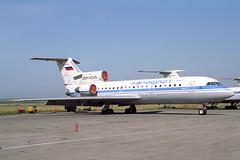 CCCP-42528 Yakovlev Yak-42 Aeroflot (pslg05896) Tags: ulv uwll ulyanovsk baratayevka russia cccp42528 yakovlev yak42 aeroflot