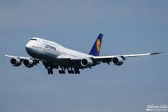 Lufthansa --- Boeing 747-800 --- D-ABYC (Drinu C) Tags: adrianciliaphotography sony dsc rx10iii rx10 mk3 fra eddf plane aircraft aviation lufthansa boeing 747800 dabyc 747