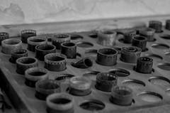 Film rolls (Therese Østberg) Tags: film rolls old negative negativ blackandwhite svarthvitt sigma nikon nikond300s norway norge gammel abandoned urban urbex urbanexploring forlatt