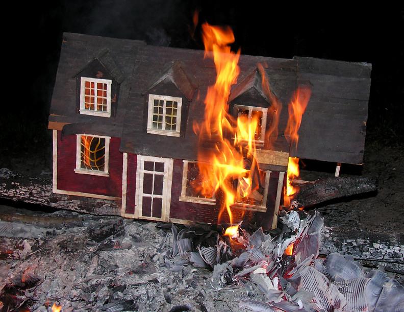 Burning the Dollhouse - 3