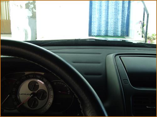 Detallado interior integral Lexus IS200-22