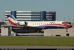 Skywest CRJ2 N951SW (Sandsman83) Tags: calgary crj bombardier unitedexpress skywestairlines