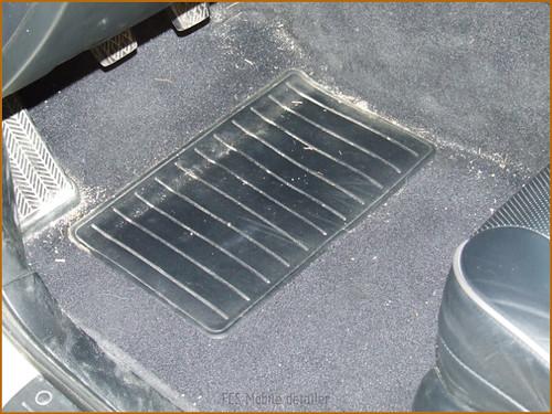Detallado interior integral Lexus IS200-13