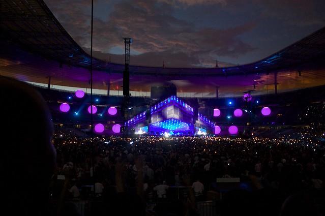 Muse, Stade De France 1