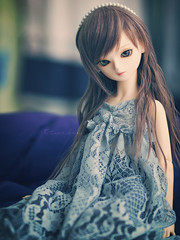 the real lady (TURBOW [ idle & busy ]) Tags: asian doll jasmine bjd bf abjd msd tf bluefairy balljointeddoll