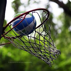 bokehball. (kvdl) Tags: summer basketball bokeh july hbw canonef85mmf18usm kvdl gettyvacation2010