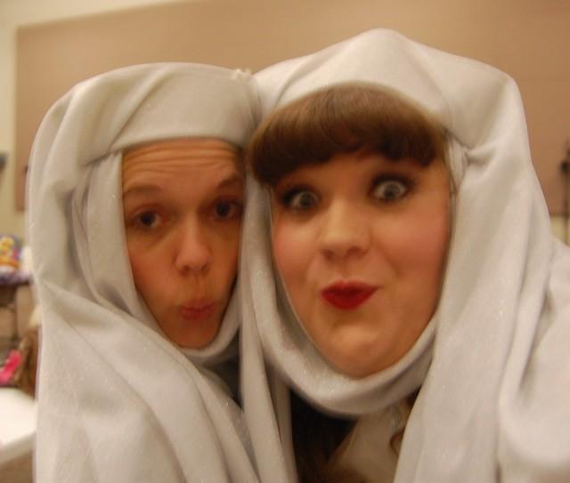 """""""Drag Queen Nuns"""""""