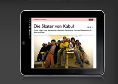 Zeit iPad App