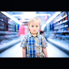 Lost in the Supermarket - The Meat Aisle (PMMPhoto) Tags: old family boy portrait people cold london shop shirt lady project paul scotland fridge rocks photographer dof child floor bokeh glasgow album interior  mcgee lifestyle clash supermarket meat aisle calling shelves creamy lanarkshire refrigeration strathaven helter skelter paulmcgee donotusewithoutpriorpermission pmmphoto paulmcgee