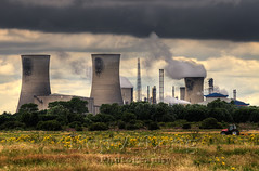 _DSC9920 (Hop-A-Long Photography) Tags: chimney water industrial steam powerstation hdr middlesborough cooling twop rspb saltholme