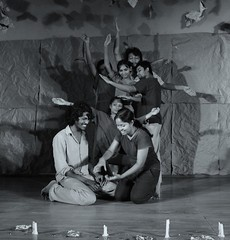 happy tree (THEWHATWORKS) Tags: high hit theatre alo drugs dhaka heroin addiction bangladesh bangla physicaltheatre pinic drugawareness prachyanat