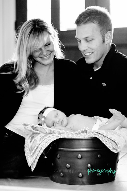 California Utah Newborn Family Photographer