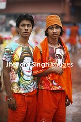 () Kanvar Yatra ( Hindu Festival), Hardwar, Uttrakhand, India (Jitendra Singh : Indian Travel Photographer) Tags: travel india saint festival canon religious asia faith religion holy 5d ritual tradition shiva devotee hindu hinduism yatra shankar ganga shiv sadhu ganges mela haridwar sawan travelphotography jitendra shravan canoneos5d lordshiva hardwar uttarakhand kanwar bhole uttrakhand jitendrasingh indiaphoto bestphotojournalist kanvar indiantravel wwwjitenscom gettyphotographer bestindianphotographers kanvad kanwad bumbumbhole  jitensmailgmailcom wwwindiantravelphotographercom famousindianphotographer famousindianphotojournalist gettyindianphotographer