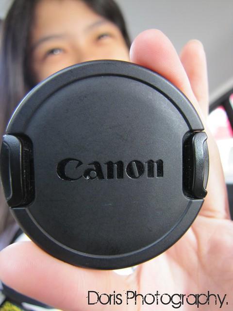 canon, my partner