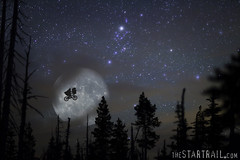 - Coming Home - (Ben Canales) Tags: night stars et bencanales thestartrail wwwthestartrailcom