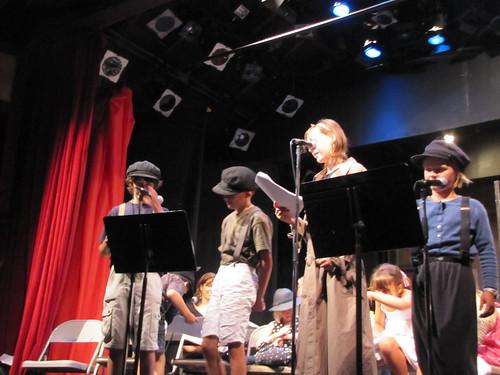 Depot Theatre Apprentice Program performance