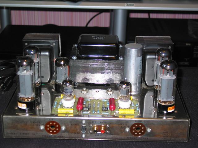 My rebuilt ST-70s 4847324951_20ce7043a7_z