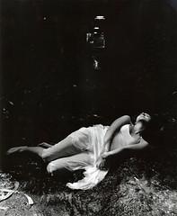 La Joven Martir. Delaroche. (Sub-Repticia) Tags: white black blanco analog photo foto negro muerte analoga martir