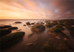 Hunstanton Norfolk (3) (Paul Hallford) Tags: seascape beach coast rocks norfolk hunstanton hunstantonbeach 10stopndfilter coastalphotography