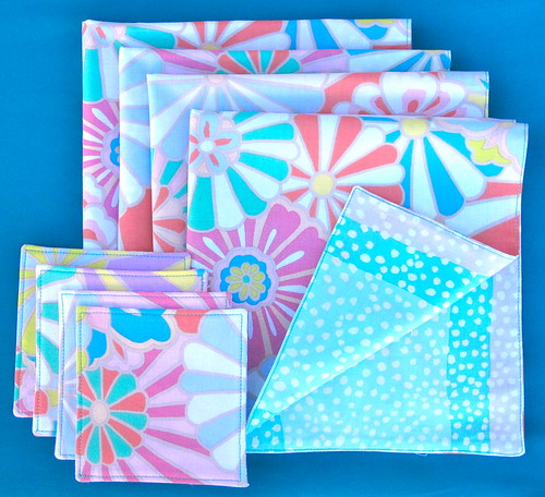 coasters & napkins