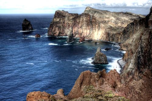 Punta de Sao Lorenço. Madeira. Portugal.