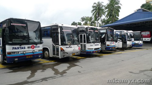 Partas Cubao Bus Station