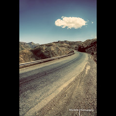 Cloudy day (Feo David) Tags: africa road sky cloud mountain montagne canon vintage eos day cloudy n route morocco maroc atlas marocco 5d nuage tizi afrique tichka tizintichka