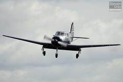 HA-YAN - 10-34 - Private - Yakovlev Yak-18T (Yak-18)  - Little Gransden - 100829 - Steven Gray - IMG_3296