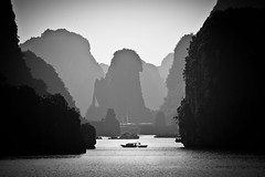 Shades of Halong (Dan Ballard Photography) Tags: world travel water asia long gallery best vietnam stunning ha portfolio halongbay danballardphotography thebestbw impecableimagen