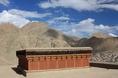 Leh Palace (pankaj.batra) Tags: india temple king buddha buddhist buddhism palace monastery leh himalayas ladakh gompa jammuandkashmir lehpalace