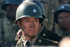 李幼斌在「紅日」飾演的張靈甫將軍