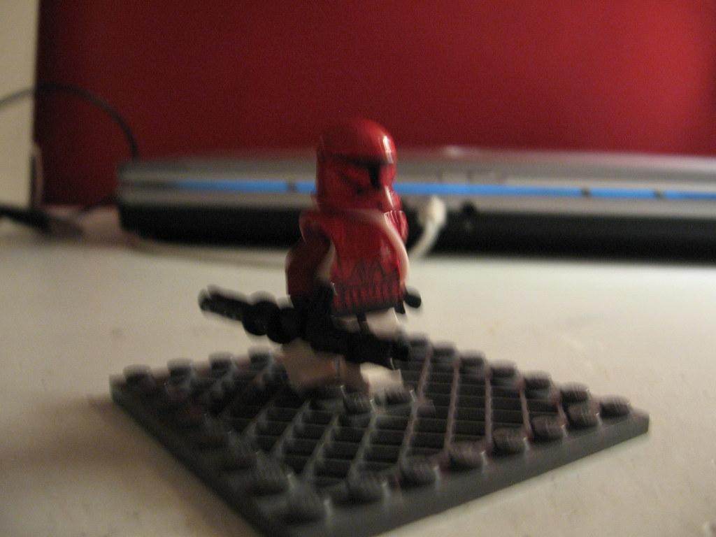 Dark Red Sev READ DESCRIPTION!