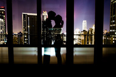City People (Diana Pappas) Tags: city nyc newyorkcity people kiss kissing couple manhattan romance 25seconds