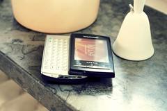 X10 Mini Pro (Johan Larsson) Tags: beauty out hardware keyboard slide mini pro android physical x10