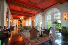 The Historic Royal Hawaiian (atmtx) Tags: hawaii hotel oahu historic lobby honolulu waikikibeach hdr royalhawaiian
