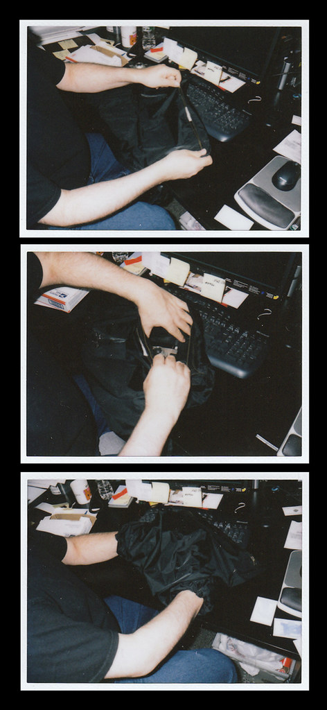 Film Changing Bag vs Darkroom
