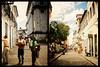Figuras (Felipe Paim) Tags: lomo gente centro salvador figuras pelourinho ruas lomografia vendedores ambulantes lomogrphy whbrasil minidi felipepaim dianamini gettyimagesbrasil lomosalvador