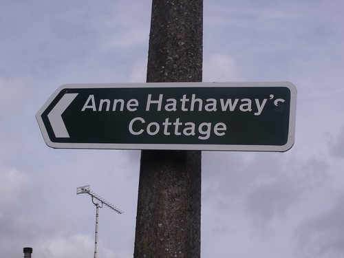 Path to Anne Hathaway