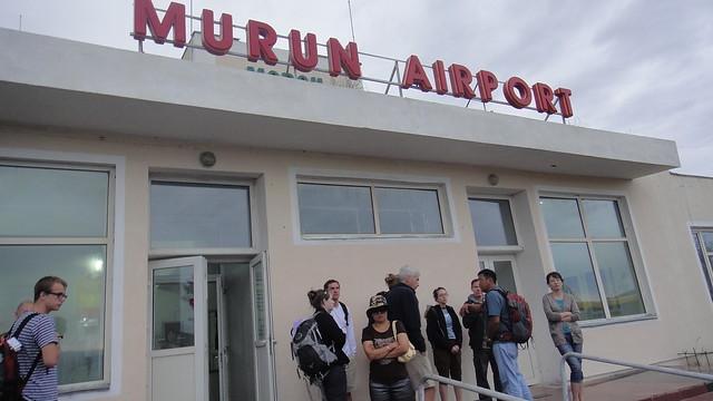 Murun Airport, 木倫機場