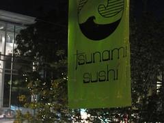 Tsunami Sushi (Robson Street)