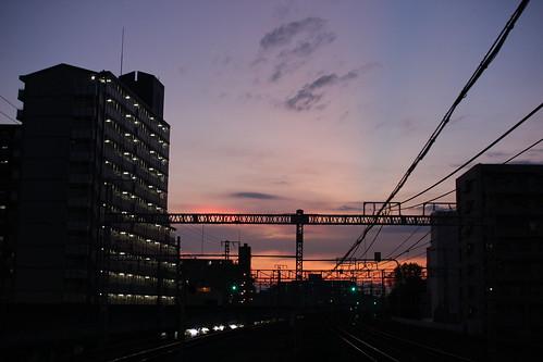Vuelta a Kansai