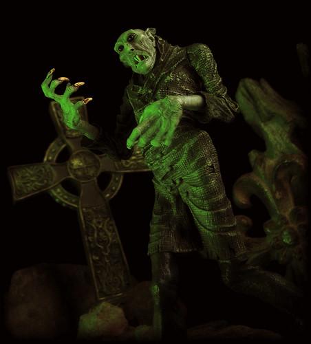Mezco Silent Screamers - Graf Orlok [Nosferatu]