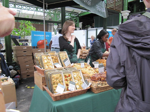 borough market bread