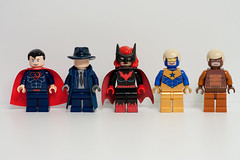 DC Hero Minifigs - Wave 11