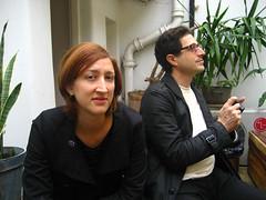Jessica and Tantek
