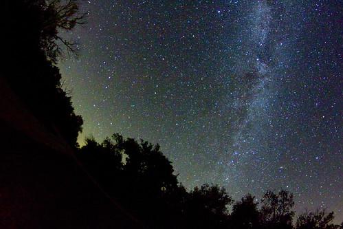 フリー写真素材, 自然・風景, 空, 夜空, 天の川・銀河系,
